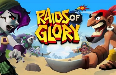 Raids of Glory von Chillingo